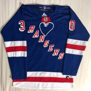 NWOT Adidas NY Rangers Jersey